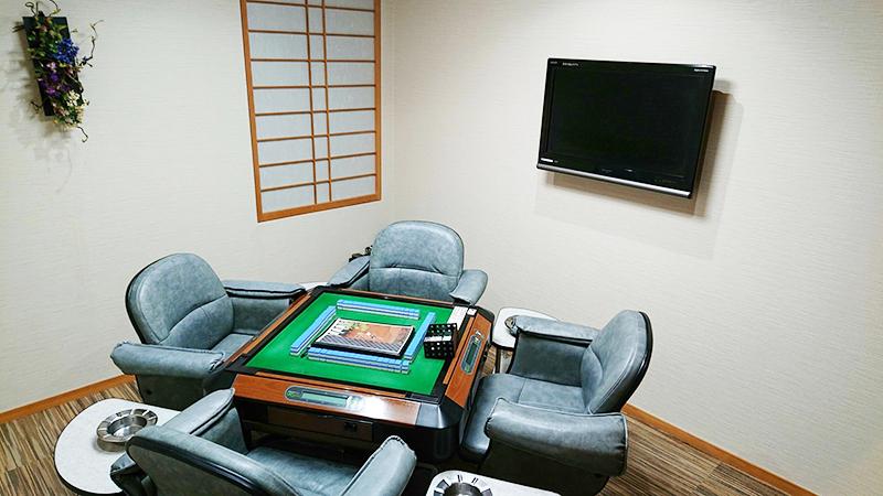 麻雀ウィング個室【亜 麻・浜 簪】